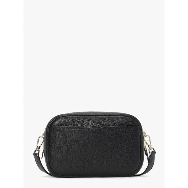 astrid medium camera bag, black, hi-res