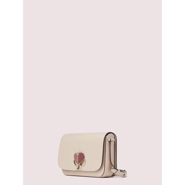 nicola twistlock medium shoulder bag, BLUSH, hi-res