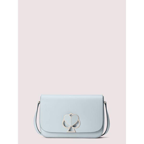 nicola twistlock medium shoulder bag