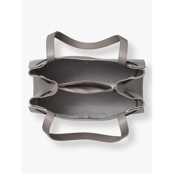 lane large satchel, mineral grey, hi-res