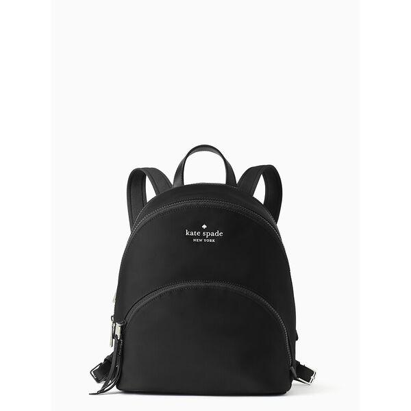 karissa nylon medium backpack