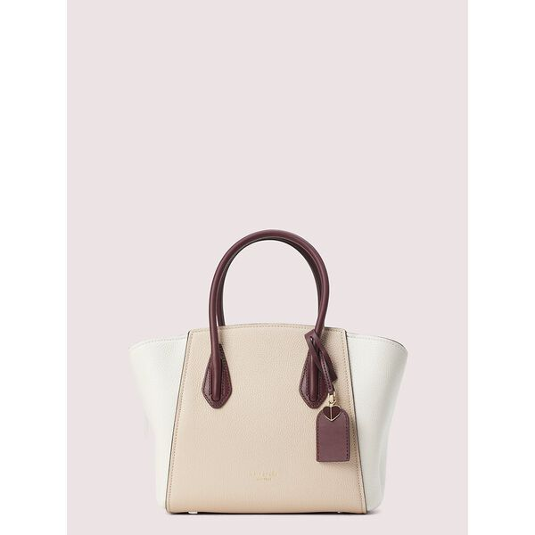 grace medium satchel, blush multi, hi-res