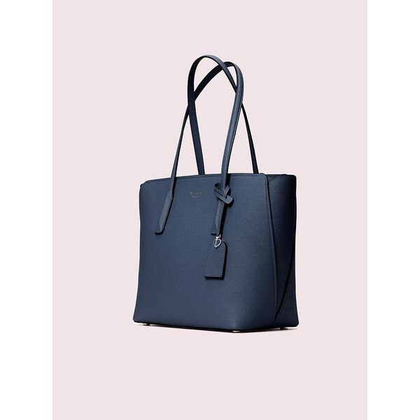margaux medium tote, blazer blue, hi-res